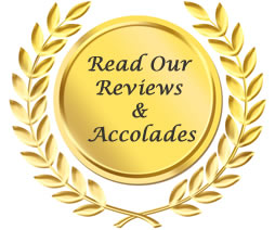 Read our reviews and accolades